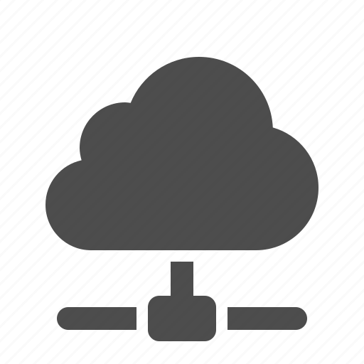 cloud, cloud computing, data, hosting, internet, network, storage icon