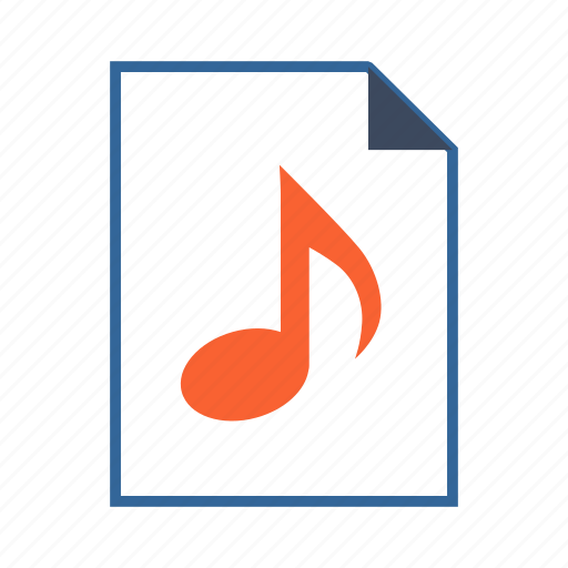 audio, media, media file, music, play, song icon