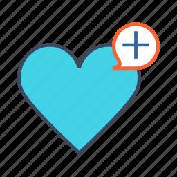 add, add to favorite, favorite, mark icon