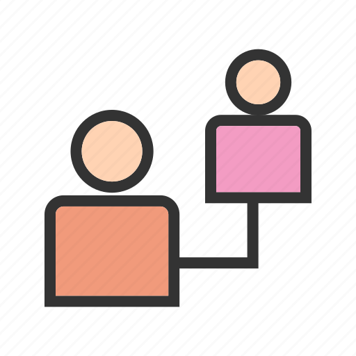 business, communication, connection, global, group, people, profile icon
