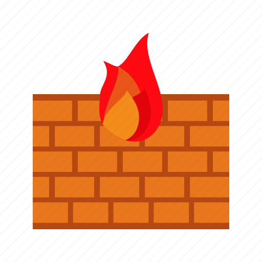 Computer, firewall, internet, networking, protection, security, technology icon - Download on Iconfinder