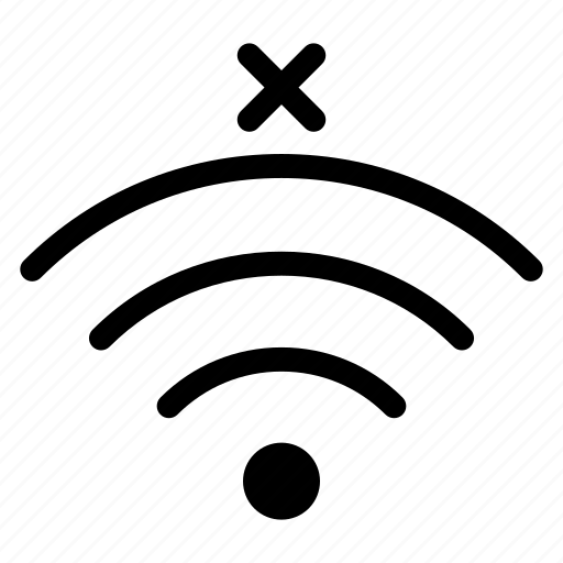 connection, hotspot, signal, wifi, wireless icon