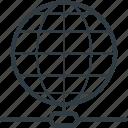 global access, global network, internet, technology, worldwide network icon