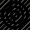 circle, mark, round, target