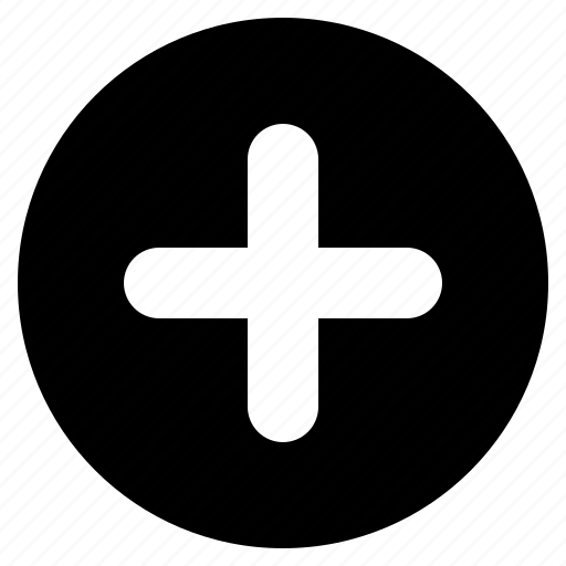 add, circle, create, increase, new, plus icon