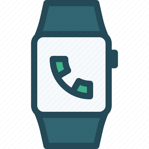 apple, call, iwatch, phone, smartwatch, watch, wearable icon