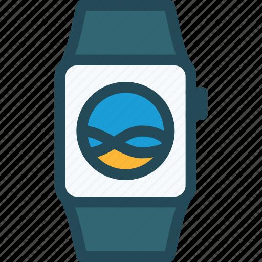 apple, device, iwatch, siri, smartwatch, watch, wearable icon