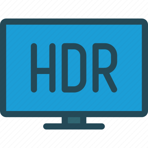apple tv, display, hdr, monitor, smart tv, television icon