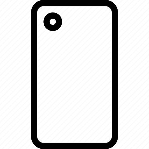 apple, back, iphone, iphone 8, mobile, phone, smartphone icon