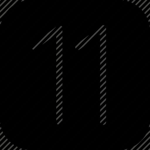 ios, ios 11, mobile, mobile os, operating system icon