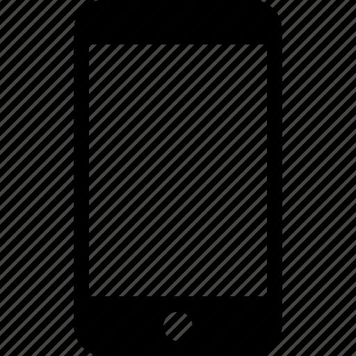 apple, applemobile, front, iphone 8, phone, smartphone icon
