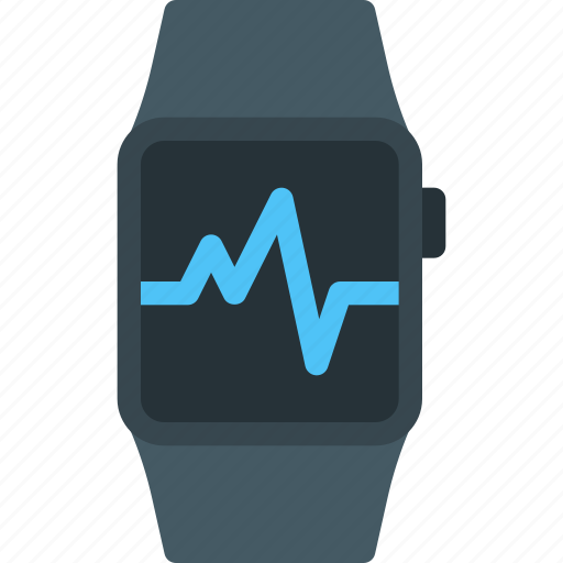 apple, heart, iwatch, rate, sport, sport watch, watch icon