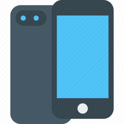 apple, dual camera, iphone 8, iphone 8 plus, mobile, smartphone icon