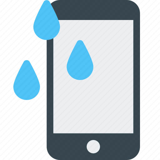 ip67, iphone, iphone 8, phone, underwater, water resistant, waterproof icon