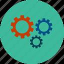 gear, preferences icon icon