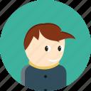 boy, man, user icon icon