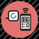 devices, electronic, hub, hubitat, samsung, smartthing, technology