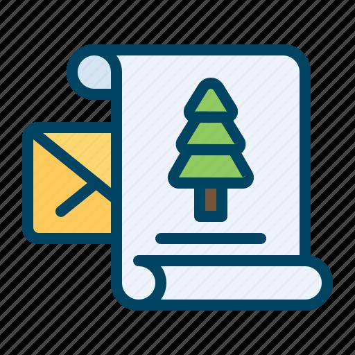 card, celebration, christmas, invitation, newyear, party icon
