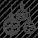 ball, christmas, gift, new year icon