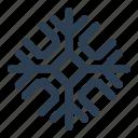 christmas, new, snow, snowflake, winter, xmas, year