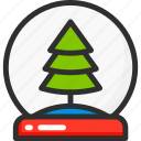 ball, christmas, new, tree, xmas, year