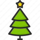 christmas, new, star, tree, xmas, year