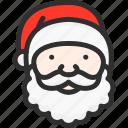 christmas, claus, holidays, new, santa, xmas, year