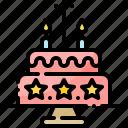 birthday, cake, celebration, festival, gift, new year, party