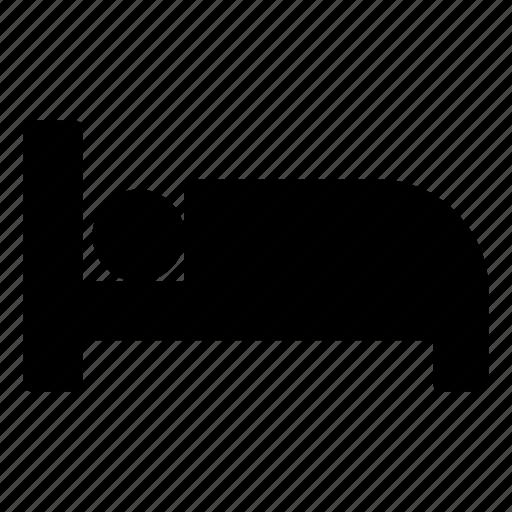avatar, bed, furniture, interior, sleep icon