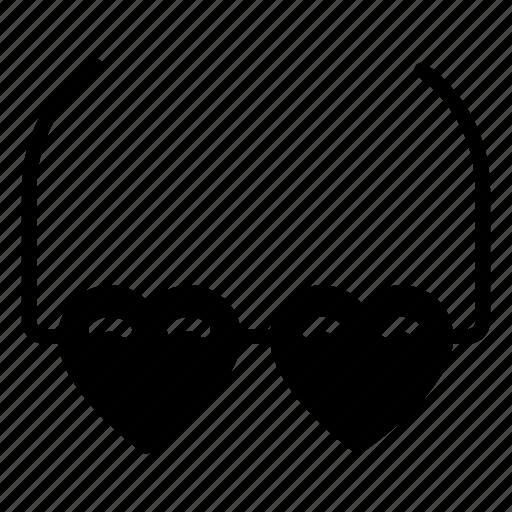 cinema, eyewear, fashion, glasses, goggles icon
