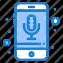 device, mobile, phone, recording, smartphone