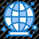 global, globe, world