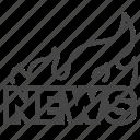 breaking news, hot, media, news, report