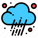 journalist, news, prediction, weather icon