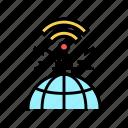 world, broadcasting, news, antenna, reporter, interview