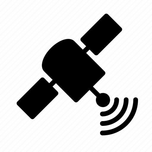 business, information, journalist, news, report, satellite icon