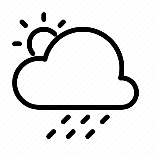 business, information, journalist, news, report, weather icon