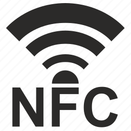 chip, label, nfc, pay, payment, signal icon