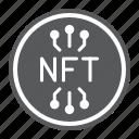 nft, coin, non, fungible, token, cryprto, security