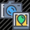 balloon, birthday, cam, camera, photo icon