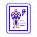 nft, game, collectible, trading, cards, blockchain, heroes icon