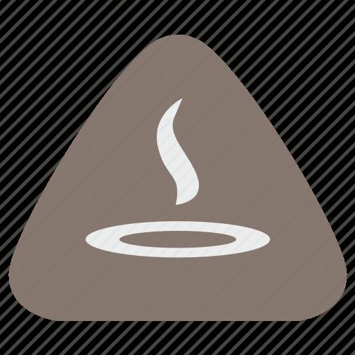 message, notice, sewerage, warning icon