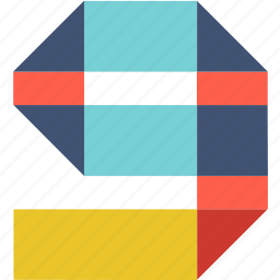 abstract, color, figure, nine, number, numbers, numeral icon