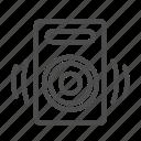 speaker, music, stereo, loudspeaker, wave, sound, audio