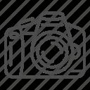 camera, photo, flash, photographer, device, gadget