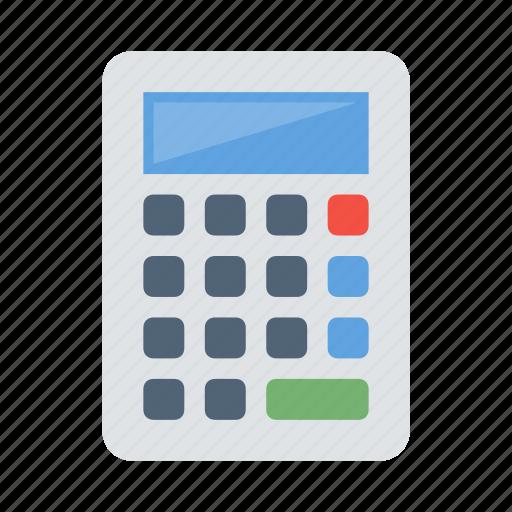 accounting, banking, calculator, count, finance, mathematics icon