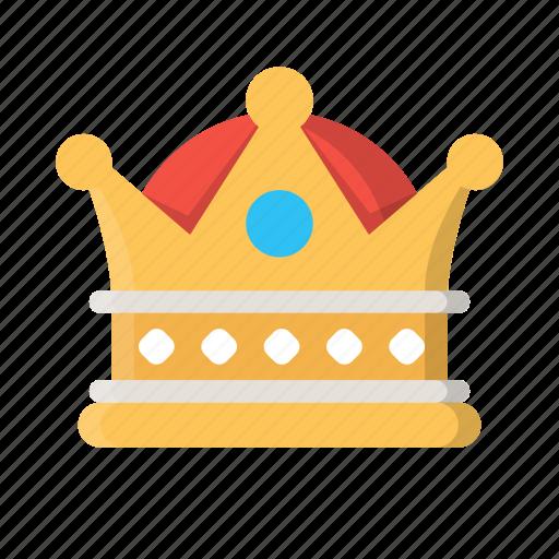 achievement, crown, king, luxury, prize, queen, winner icon
