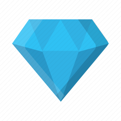 crystal, diamond, gem, gemstone, jewelry, luxury, precious icon