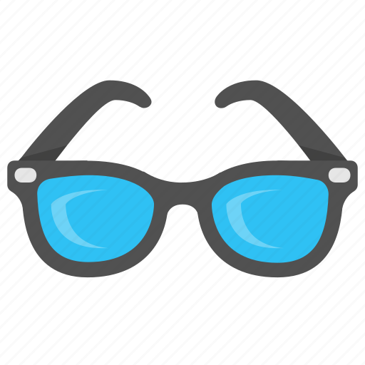 eyeglasses, glasses, look, shades, spectacles, sunglasses, view icon
