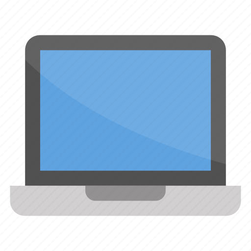 computer, device, display, laptop, screen, tech, technology icon